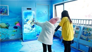'A NEW Merlin's Magic Spaces project has launched in Asia, at the Children's Hospital of Shanghai! ' accompanying image 2
